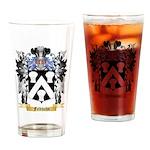Feldhuhn Drinking Glass