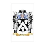 Feldhorn Sticker (Rectangle)