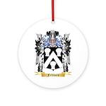 Feldhorn Ornament (Round)