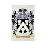 Feldheim Rectangle Magnet (10 pack)