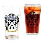 Feldheim Drinking Glass