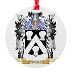 Feldharker Round Ornament