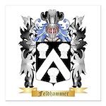 Feldhammer Square Car Magnet 3