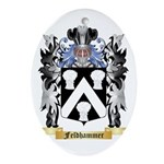 Feldhammer Ornament (Oval)