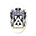 Felderer Oval Car Magnet