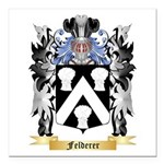 Felderer Square Car Magnet 3