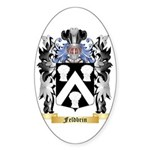 Feldbrin Sticker (Oval 50 pk)