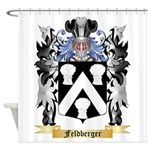 Feldberger Shower Curtain