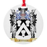 Feldbaum Round Ornament