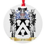 Feld Round Ornament