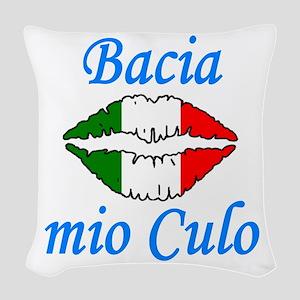 Bacia Woven Throw Pillow