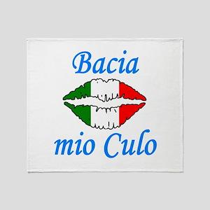 Bacia Throw Blanket