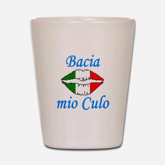 Bacia Shot Glass