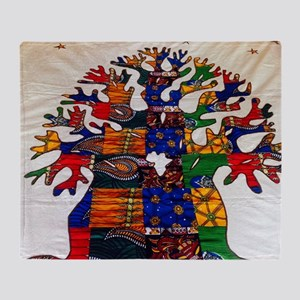 Baobab Beauty Throw Blanket