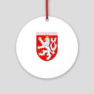 Moravia, Czech Republic Ornament (Round)