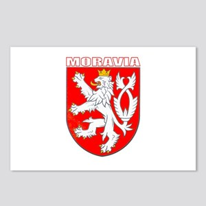 Moravia, Czech Republic Postcards (Package of 8)
