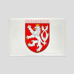 Moravia, Czech Republic Rectangle Magnet