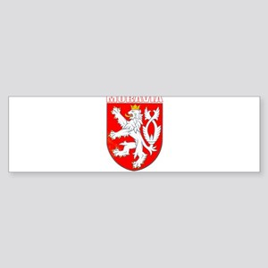 Moravia, Czech Republic Bumper Sticker