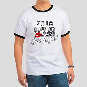 Kiss My Class Goodbye 2018 Ringer T