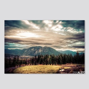 MT Si - Coming Winter Storm Postcards (Package of
