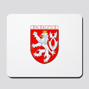 Brno, Czech Republic Mousepad