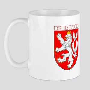 Brno, Czech Republic Mug