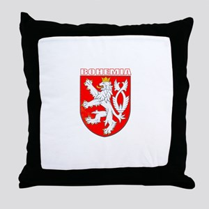 Bohemia, Czech Republic Throw Pillow
