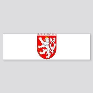 Bohemia, Czech Republic Bumper Sticker
