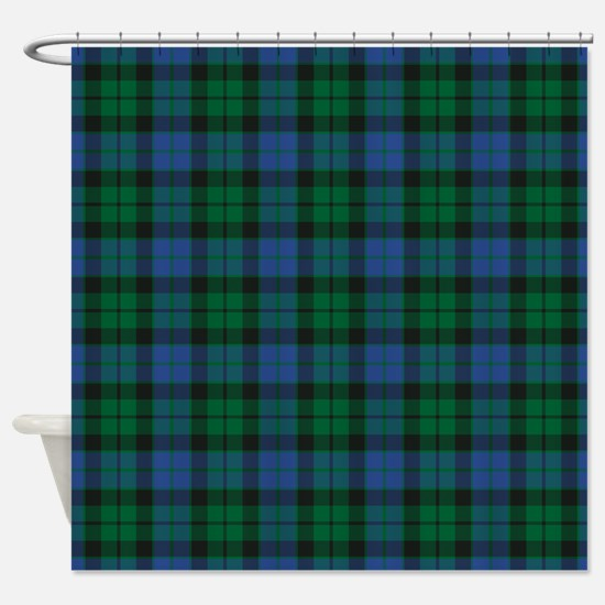 Tartan - MacKay Shower Curtain