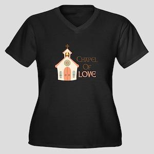 CHAPEL OF LOVE Plus Size T-Shirt