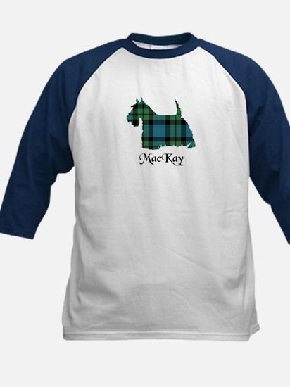Terrier - MacKay Kids Baseball Jersey