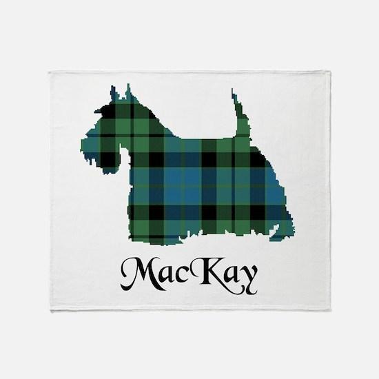 Terrier - MacKay Throw Blanket