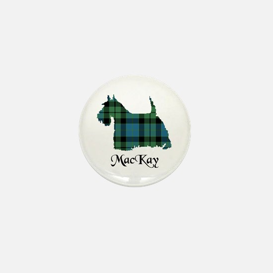 Terrier - MacKay Mini Button