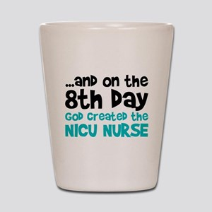 NICU Nurse Creation Shot Glass