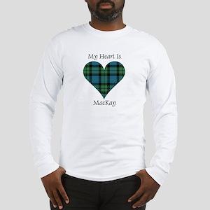 Heart - MacKay Long Sleeve T-Shirt