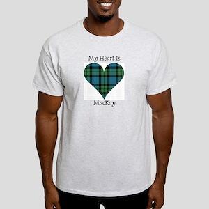 Heart - MacKay Light T-Shirt