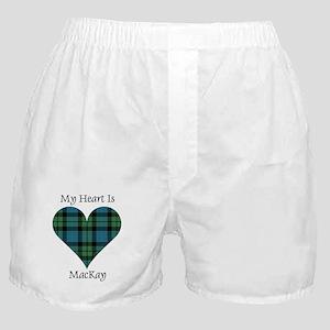 Heart - MacKay Boxer Shorts