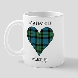 Heart - MacKay Mug