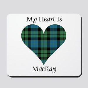 Heart - MacKay Mousepad