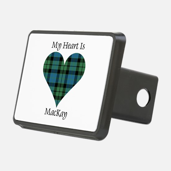 Heart - MacKay Hitch Cover