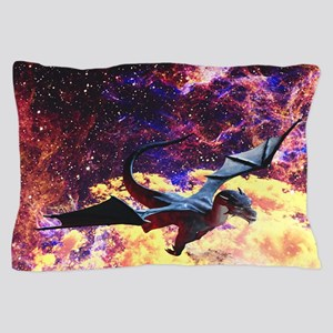 Planet of the Dragon Pillow Case