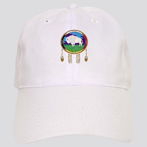 White Buffalo Cap