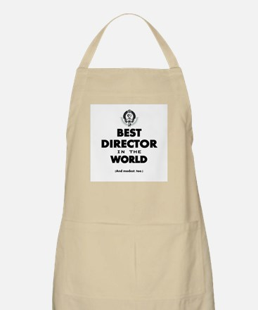Best Director in the World Apron