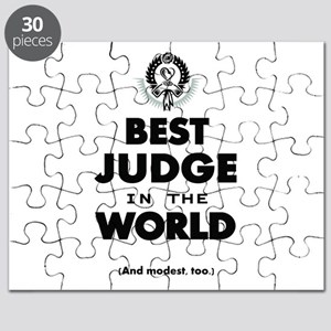 Best Judge in the World Puzzle
