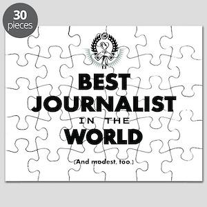 Best Journalist in the World Puzzle
