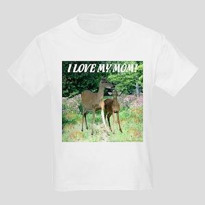 Mother's Day Kids Light T-Shirt
