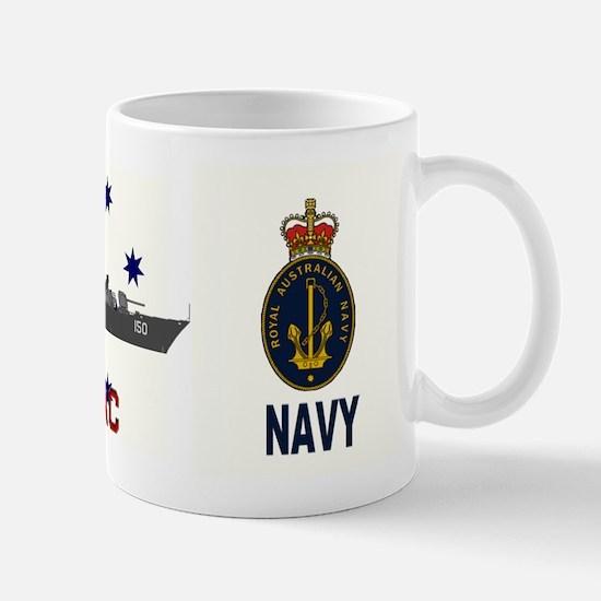 HMAS Anzac Mugs