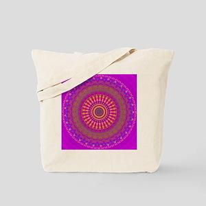 Bright Blessings Mandala Tote Bag
