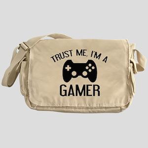 Trust Me, I'm A Gamer Messenger Bag