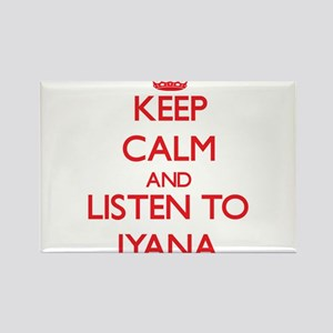 Keep Calm and listen to Iyana Magnets
